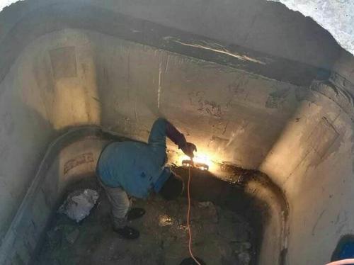 预制水泥化粪池图