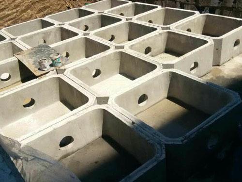 预制消防蓄水池